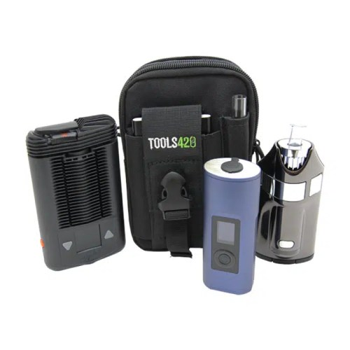 Tools420 Vape Case with other Vapes
