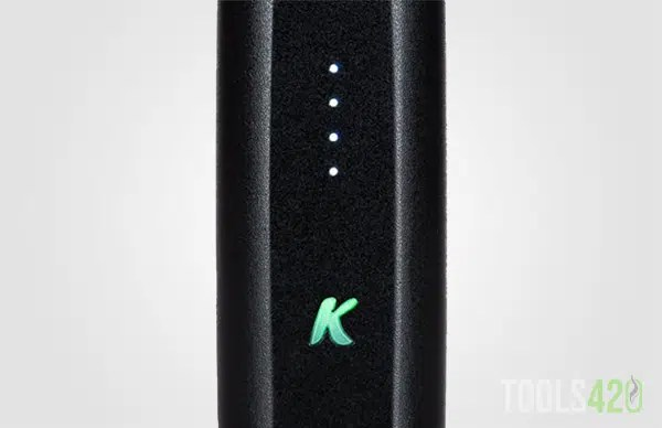 KandyPens K-Vape Pro Temperature Settings