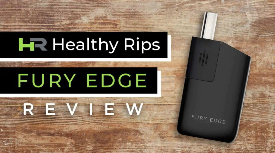 Healthy Rips Fury Edge Review