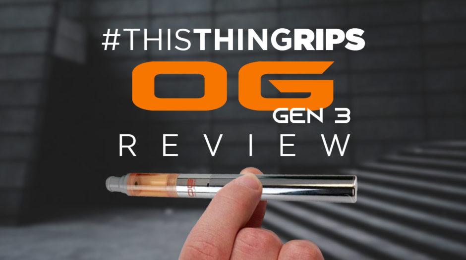 #ThisThingRips OG Series Gen 3