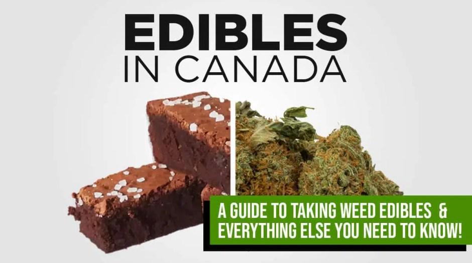 Edibles in Canada