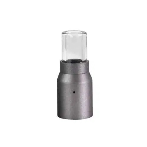 Utillian 2 Glass Mouthpiece Gunmetal