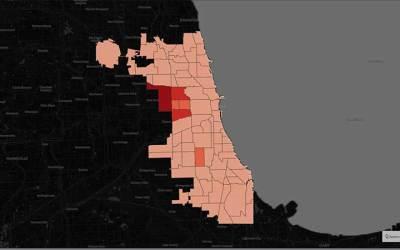 Chicago's Million Dollar Blocks