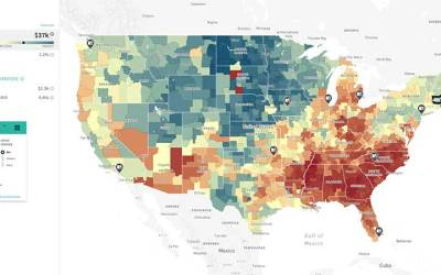 Racial Disparities Opportunity Atlas