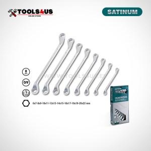 203-8 Satinum Juego de llaves acodadas taller profesional herramientas 8 piezas _01