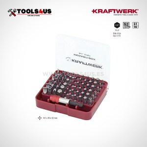 3787 KRAFTWERK Caja puntas universal portapuntas magenetico extraccion rapida _01