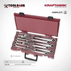 4900 28k estuche herramientas juego llaves combinadas carraca 90 extra largo 01