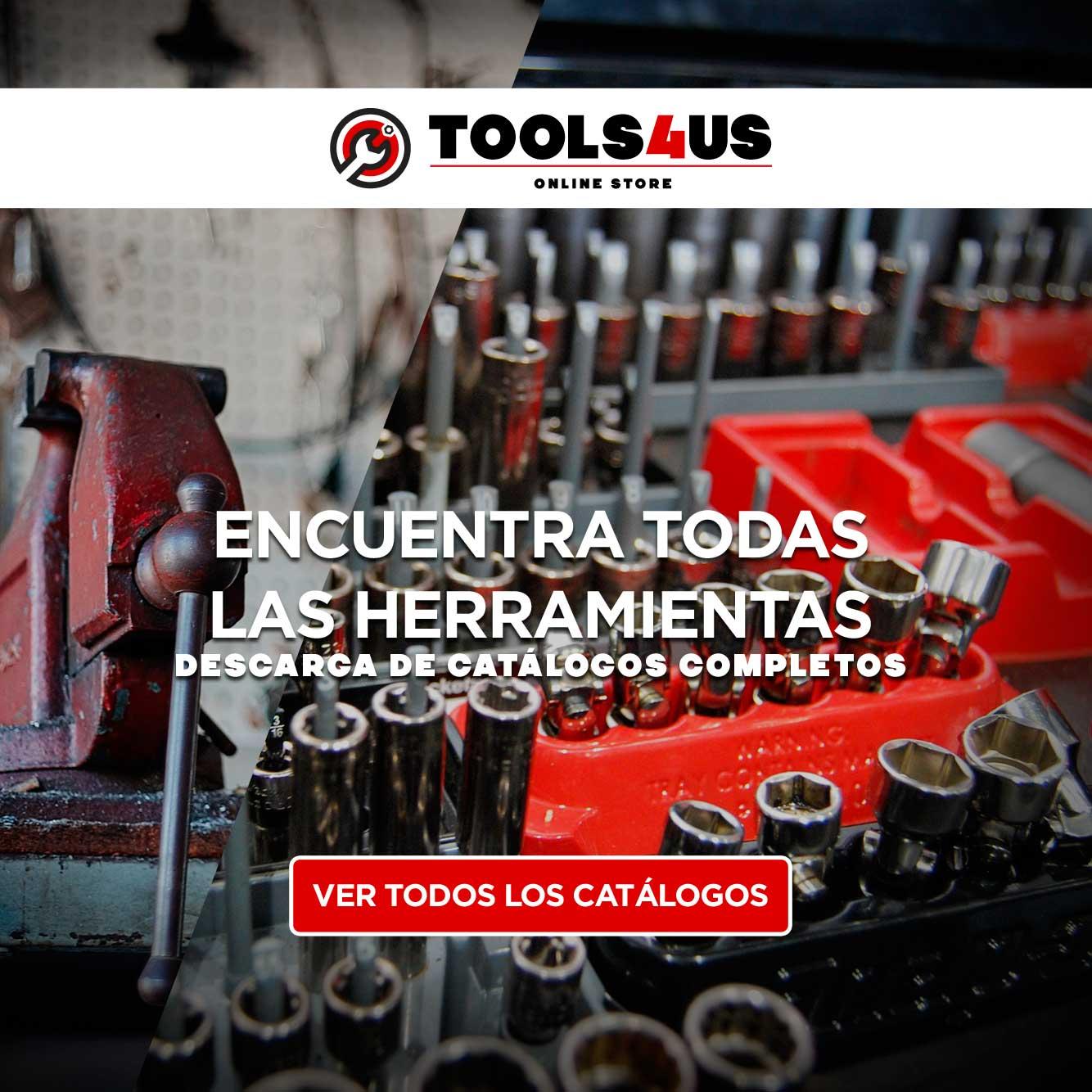 catálogos completos herramientas tools4us