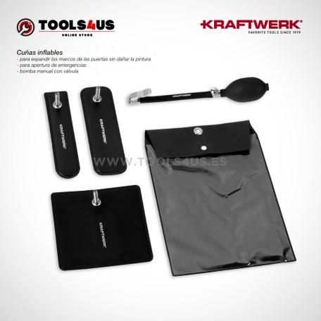 30801 KRAFTWERK herramientas taller barcelona espana cuñas inflables 01
