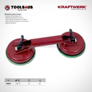 30802 KRAFTWERK herramientas taller barcelona espana Ventosa para lunas cristales parabrisas 01