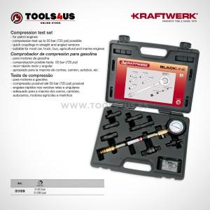 31109 KRAFTWERK herramientas taller barcelona espana Comprobador compresion analogico Motores Gasolina 01