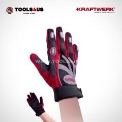 7901 guantes tecnico reforzado trabajo taller mecanico equipo comepeticion kraftwerk tools4us confortable 01