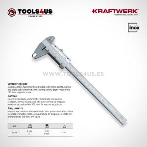 9070 kraftwerk calibre pie de rey medicion exacta inox 01