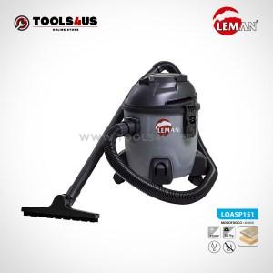 LOASP151 Aspirador polipropileno 15L 1250W Leman 01