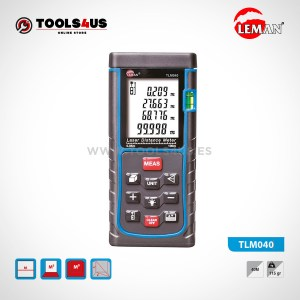 TLM040 Medidor telemetro digital laser 01 leman