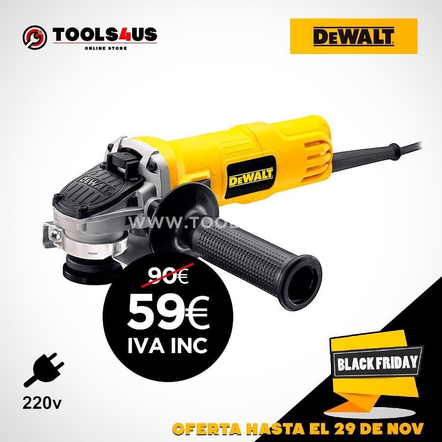 oferta en radial dewalt 59e282ac - Oferta en Radial DeWalt 59€ #blackfriday #dewalt