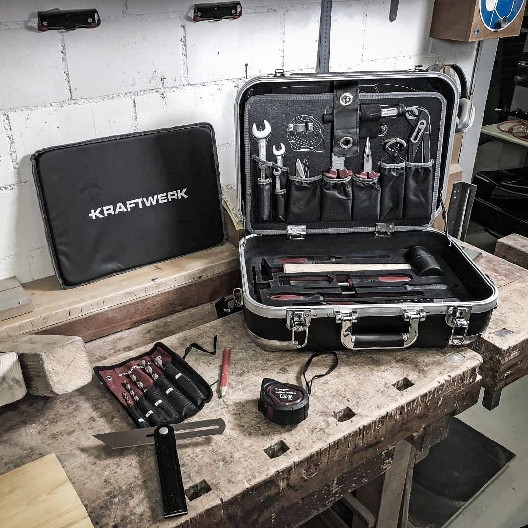 119700435 258742785293643 751709171781775223 n - Maletines a prueba de todo trabajo! #herramientas #herramientasprofesionales #mantenimiento #taller #kraftwerktools