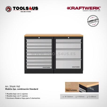 3964k 940 mueble taller garage negocio banco de trabajo kraftwerk herramientas españa barcelona 01