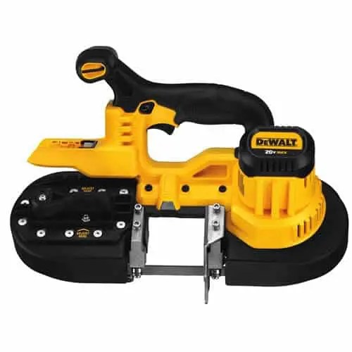 DEWALT DCS371B 20V MAX Lithium-Ion Cordless Bandsaw reviews (Bare Tool) in April 2018 (Updated)