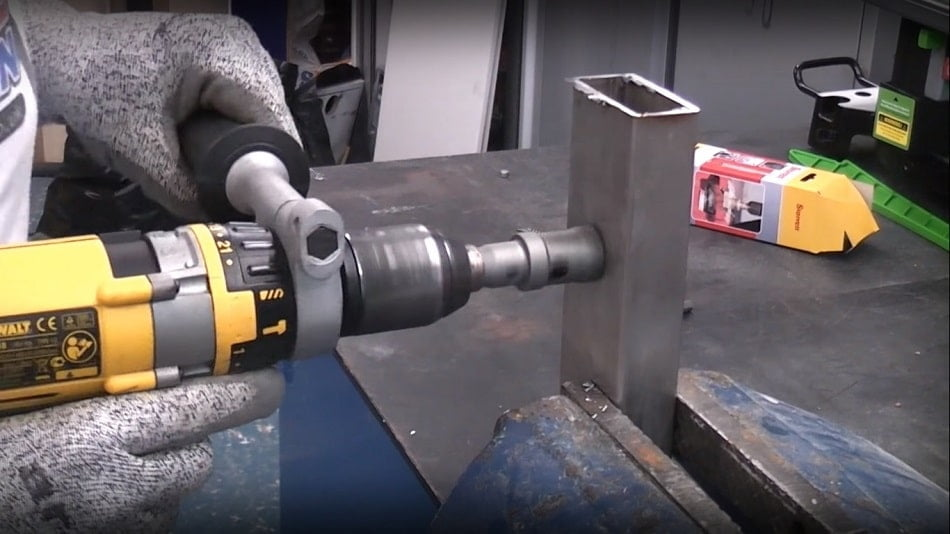 best hole saw for stainless steel