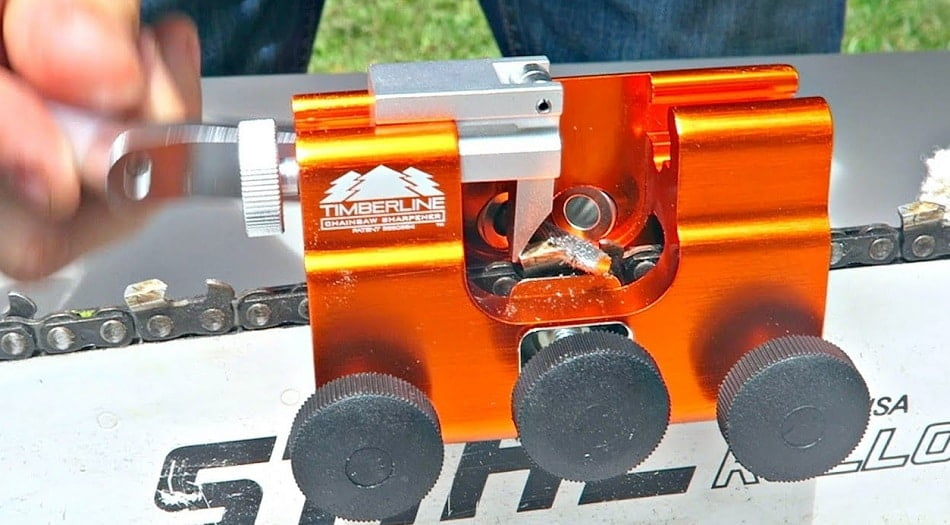 Timberline Chainsaw Sharpener Review