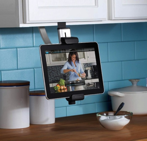 Belkin Kitchen Cabinet Tablet Mount — Tools And Toys