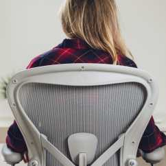 Aeron Chair Review 2017 Kmart Bean Bag Chairs A Of The Remastered Herman Miller Office