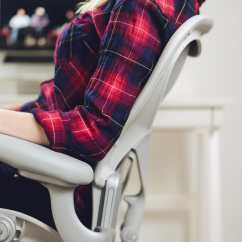 Aeron Chair Review 2017 Small Metal Chairs A Of The Remastered Herman Miller Office