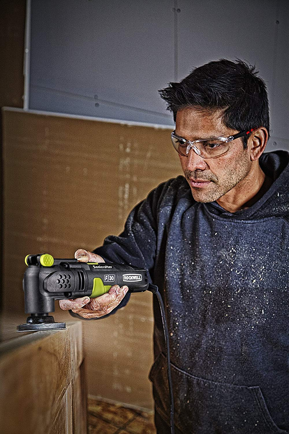 Rockwell Sonicrafter F30 Oscillating Multi-Tool