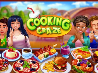 Cooking Craze Fast and Fun Restaurant game mod apk