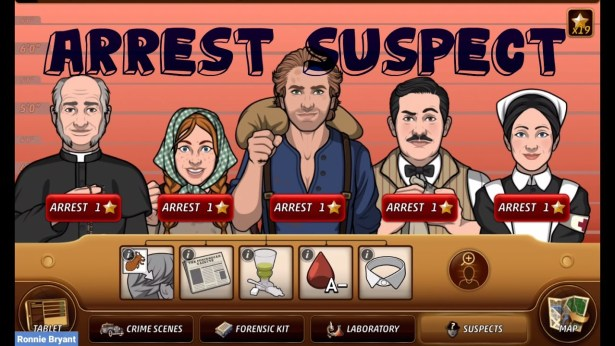 Criminal Case: Mysteries of the Past Mod apk