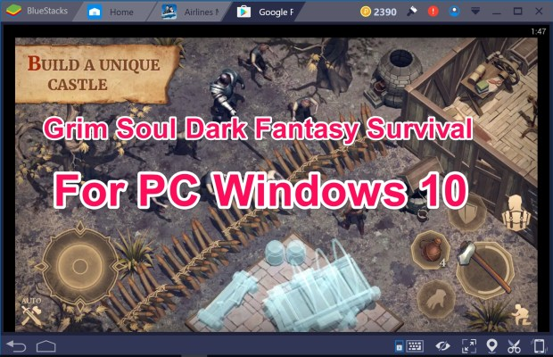 Grim Soul Survival for PC Windows 10