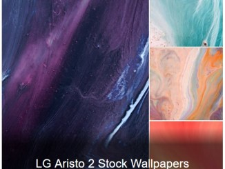 LG Artisto 2 Stock Wallpapers