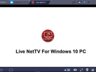 Live Nettv for PC Windows 10