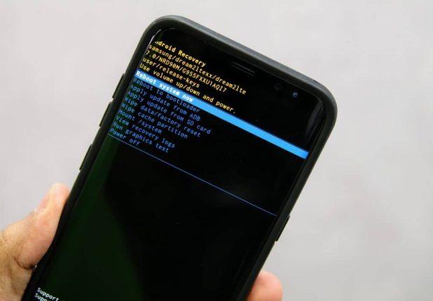 Samsung Galaxy Recovery Mode