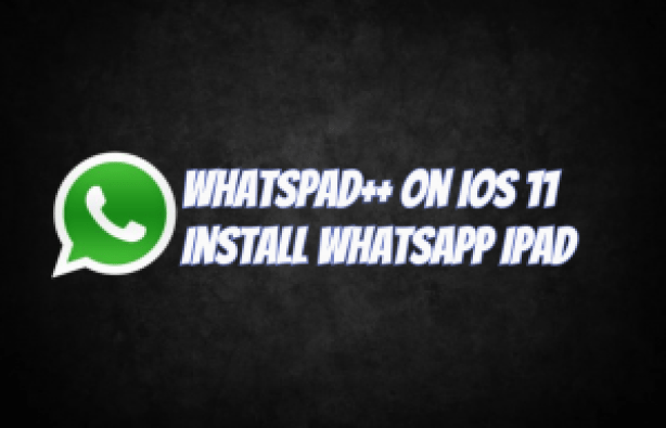 WhatsPad++ on iOS 11