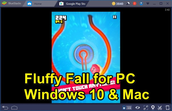 Fluffy Fall for PC Windows 10 Free Download
