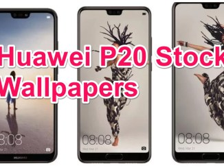 Huawei P20 Stock Wallpapers