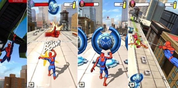 Marvel Spider Man Unlimited 4.0.0i mod apk