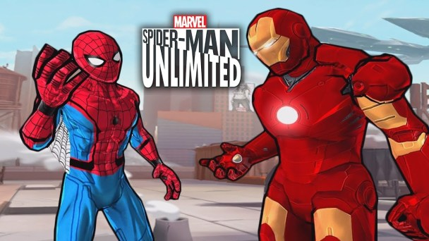 Marvel Spider Man Unlimited 4.0.0i mod apk