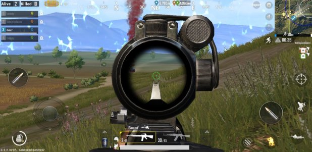 PUBG Mobile no hack available