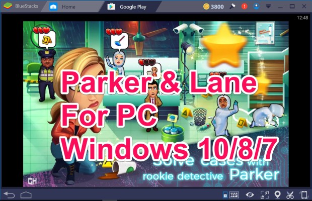 Parker and Lane for PC Windows 10