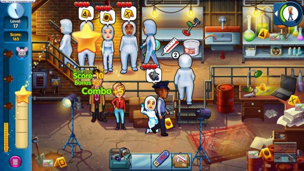 Parker and lane criminal Justice mod apk