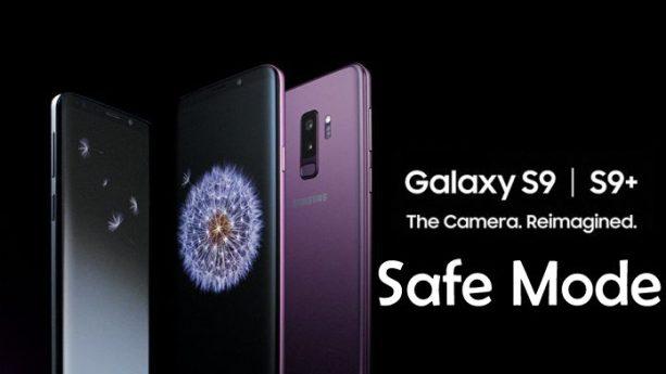Galaxy S9 Safe Mode
