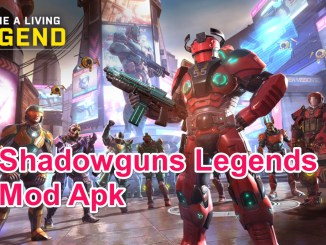 Shadowgun Legends Mod apk