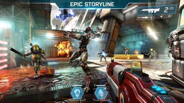 Shadowgun legends for Windows 10 & Mac