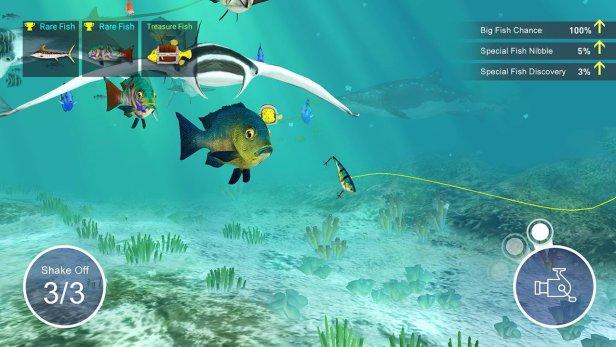 Fishing Strike Mod apk hack