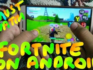 Fortnite apk download