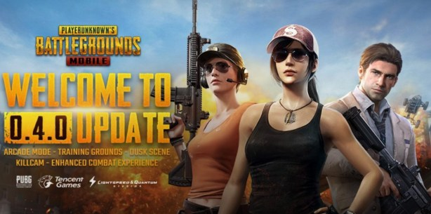 PUBG mobile 0.4.0 ipa for ios devices