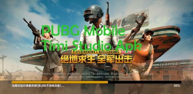 PUBG Mobile Timi Studio Apk
